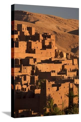 Kasbah Ait Benhaddou-Lee Frost-Stretched Canvas Print