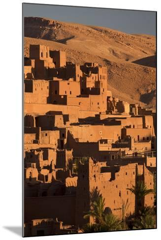 Kasbah Ait Benhaddou-Lee Frost-Mounted Photographic Print