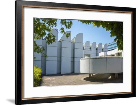 Bauhaus Archive Museum, Berlin, Germany, Europe-Charlie Harding-Framed Art Print