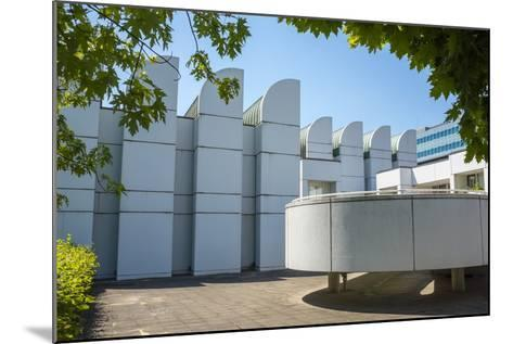 Bauhaus Archive Museum, Berlin, Germany, Europe-Charlie Harding-Mounted Photographic Print