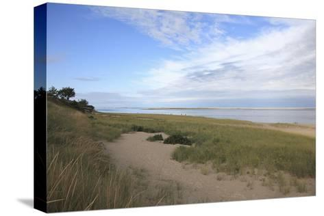 Chatham Lighthouse Beach, Chatham, Cape Cod, Massachusetts, New England, Usa-Wendy Connett-Stretched Canvas Print