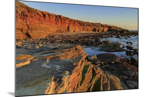 Low Tide, Cabrillo National Monument, Point Loma, San Diego, California, Usa-Richard Cummins-Mounted Photographic Print