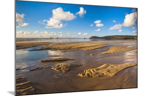 Trevose Head and Constantine Bay, Cornwall, England, United Kingdom, Europe-Matthew Williams-Ellis-Mounted Photographic Print