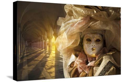 Venice, UNESCO World Heritage Site, Veneto, Italy, Europe-Angelo Cavalli-Stretched Canvas Print
