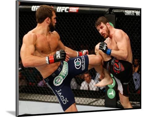 UFC Fight Night: Rockhold v Bisping-Josh Hedges/Zuffa LLC-Mounted Photo