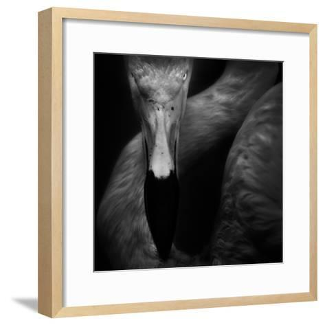 The Eye-Ruud Peters-Framed Art Print