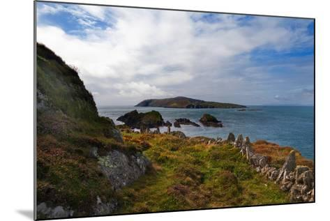 Cape Clear Island from Sherkin Island, County Cork, Ireland--Mounted Photographic Print