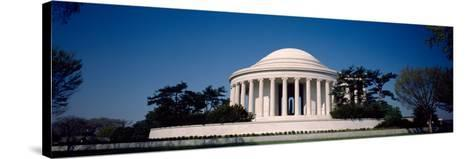 Jefferson Memorial in Washington Dc, USA--Stretched Canvas Print