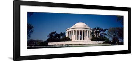 Jefferson Memorial in Washington Dc, USA--Framed Art Print