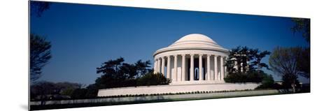 Jefferson Memorial in Washington Dc, USA--Mounted Photographic Print