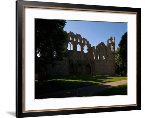 The Jealous Wall Folly, County Westmeath, Ireland--Framed Art Print