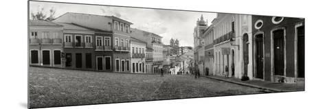 Buildings in a City, Pelourinho, Salvador, Bahia, Brazil--Mounted Photographic Print