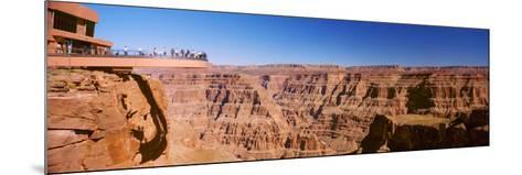 Grand Canyon Skywalk, Eagle Point, West Rim, Grand Canyon, Arizona, USA--Mounted Photographic Print