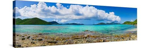 Leinster Bay, St. John, Us Virgin Islands--Stretched Canvas Print