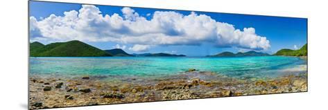 Leinster Bay, St. John, Us Virgin Islands--Mounted Photographic Print
