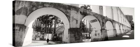 Carioca Aqueduct, Lapa, Rio De Janeiro, Brazil--Stretched Canvas Print
