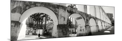 Carioca Aqueduct, Lapa, Rio De Janeiro, Brazil--Mounted Photographic Print