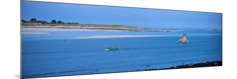 Aber Benoit in the Aber Coast, Finistere, Brittany, France--Mounted Photographic Print
