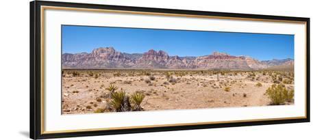 Red Rock Canyon Near Las Vegas, Nevada, USA--Framed Art Print