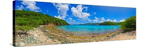 Coral Bay, St. John, Us Virgin Islands--Stretched Canvas Print