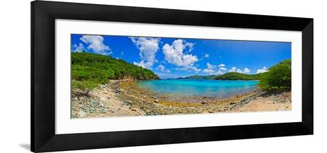 Coral Bay, St. John, Us Virgin Islands--Framed Art Print