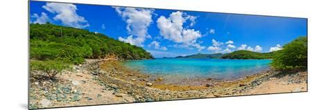 Coral Bay, St. John, Us Virgin Islands--Mounted Photographic Print