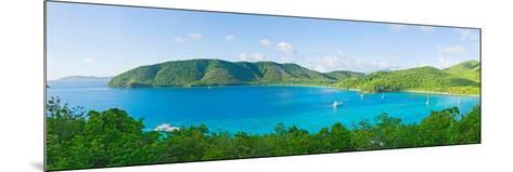 Coastline, Maho Bay, St. John, Us Virgin Islands--Mounted Photographic Print