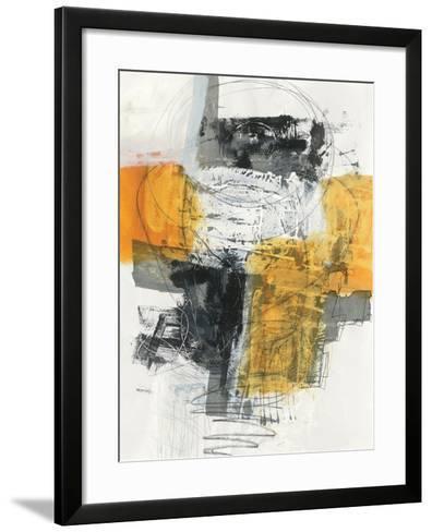Action I-Jane Davies-Framed Art Print