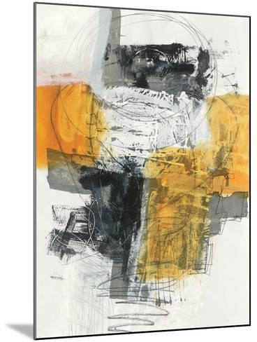 Action I-Jane Davies-Mounted Art Print