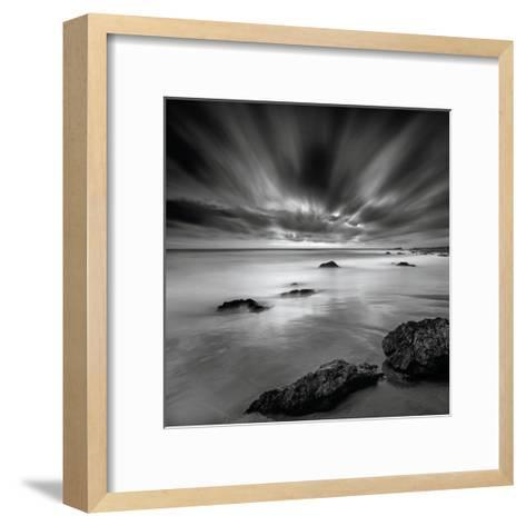 Dusk-Mark Scheffer-Framed Art Print