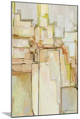Cliff Dwellers II-James Burghardt-Mounted Art Print