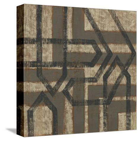 Directional II-Chariklia Zarris-Stretched Canvas Print