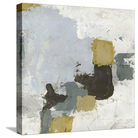 Uptown Shuffle II-Erica J^ Vess-Stretched Canvas Print