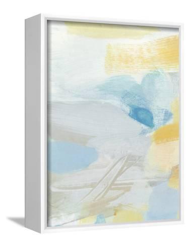 Glimpse-Christina Long-Framed Canvas Print