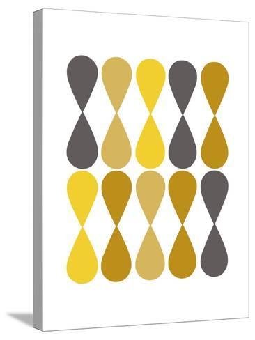 Raindrops IV-Chariklia Zarris-Stretched Canvas Print