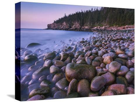 Maine Acadia-Yiming Hu-Stretched Canvas Print