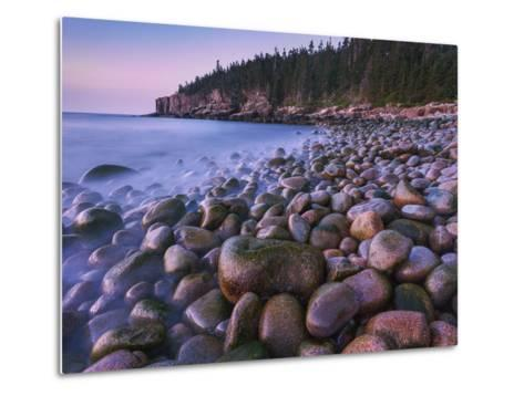 Maine Acadia-Yiming Hu-Metal Print