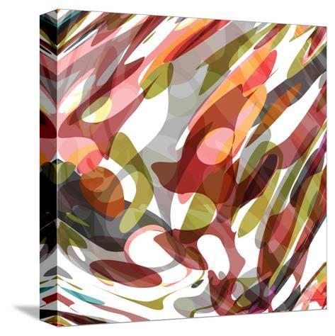 Surprise II-James Burghardt-Stretched Canvas Print