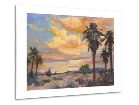 Desert Repose I-Nanette Oleson-Metal Print