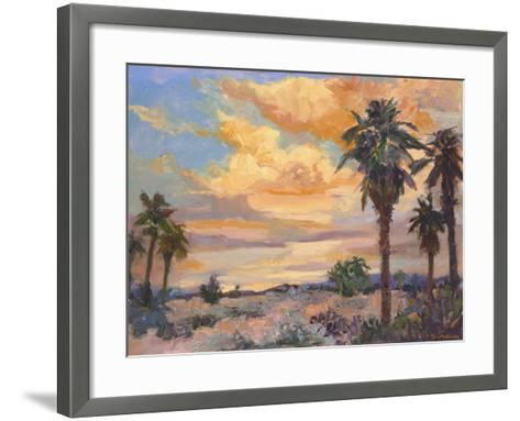 Desert Repose I-Nanette Oleson-Framed Art Print