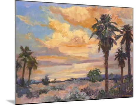 Desert Repose I-Nanette Oleson-Mounted Art Print