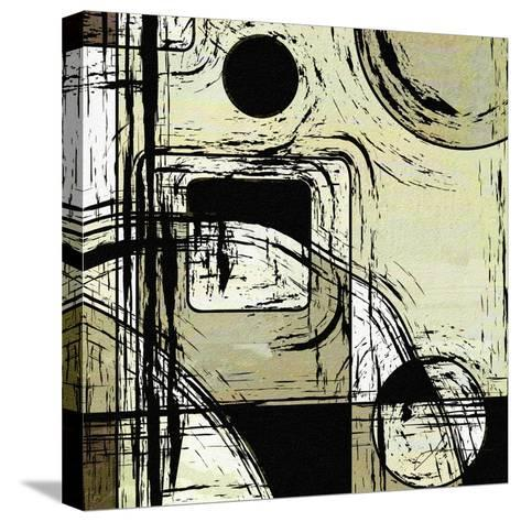 Scene Change II-James Burghardt-Stretched Canvas Print