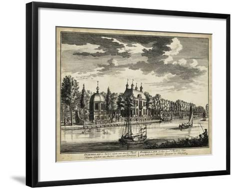 Views of Amsterdam VI-Nicolaus Visher-Framed Art Print
