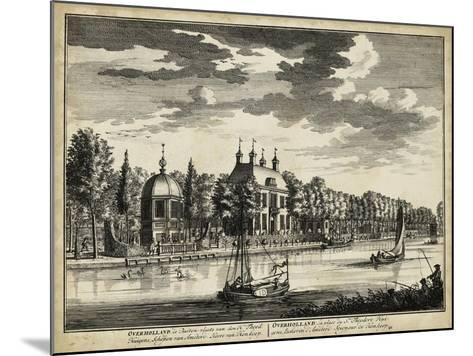 Views of Amsterdam VI-Nicolaus Visher-Mounted Art Print