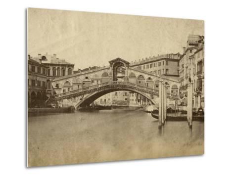 Venice-Giacomo Brogi-Metal Print