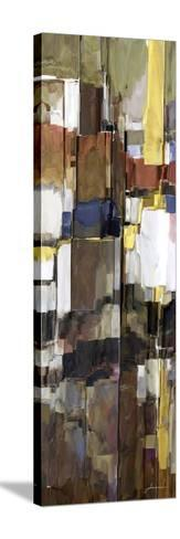 Rock I-James Burghardt-Stretched Canvas Print