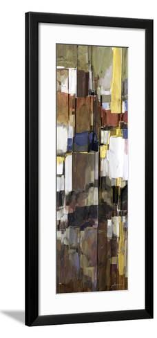 Rock I-James Burghardt-Framed Art Print