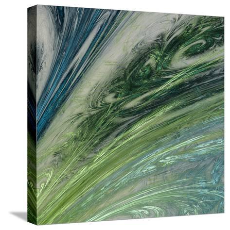 Altitude III-James Burghardt-Stretched Canvas Print