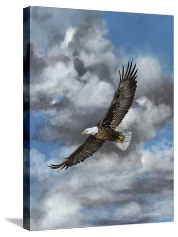 Soaring-Carolyn Mock-Stretched Canvas Print
