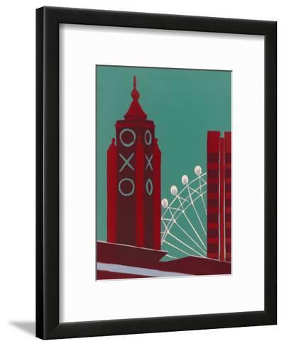 Oxo-Jennie Ing-Framed Art Print